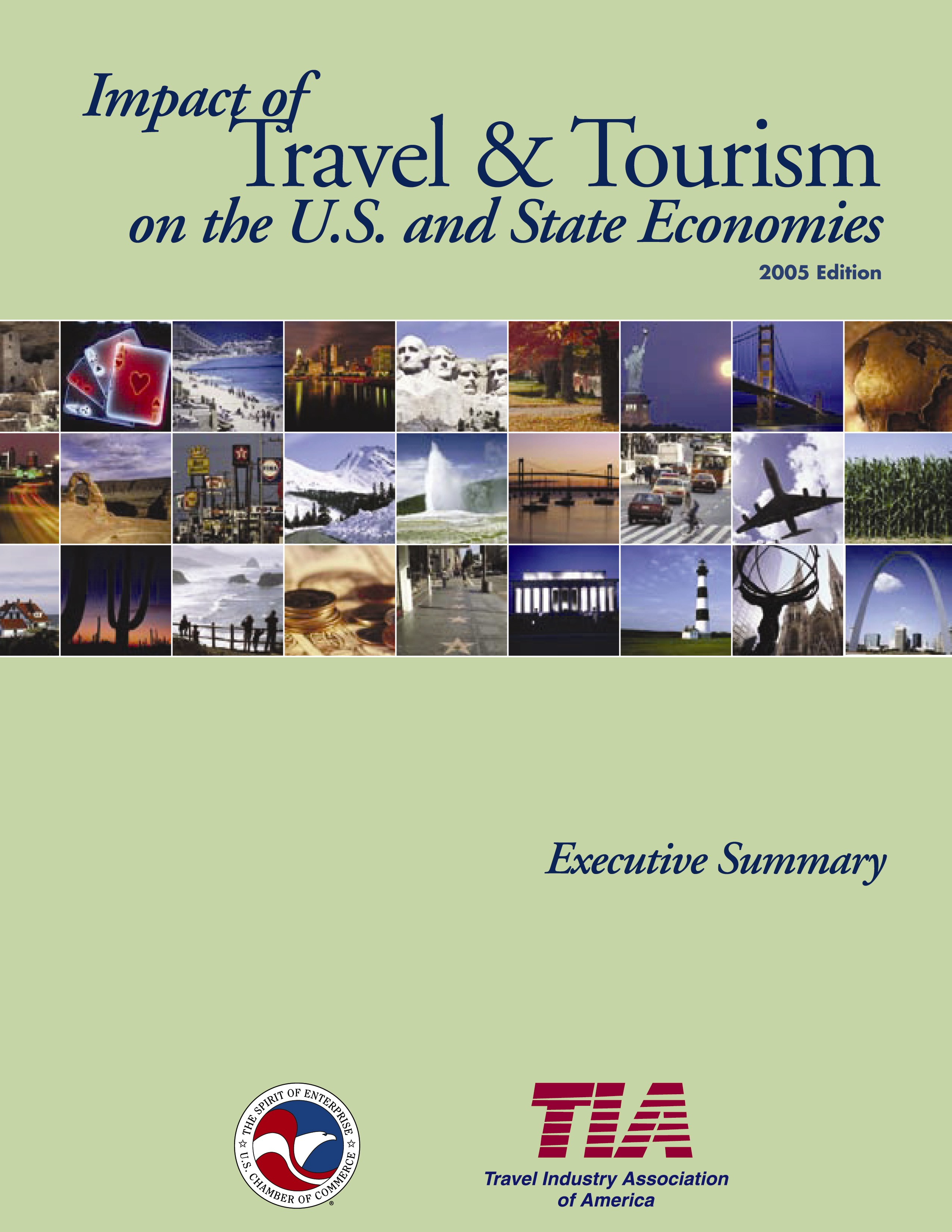 content first past project travel and tourism u s chamber content first was commissioned by the u s chamber of commerce to prepare a state by state report on the economic impact of the travel and tourism industry